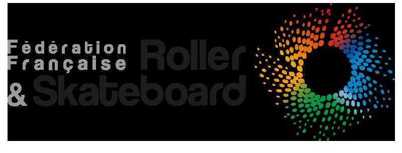 Logo Fédération française de roller et skateboard